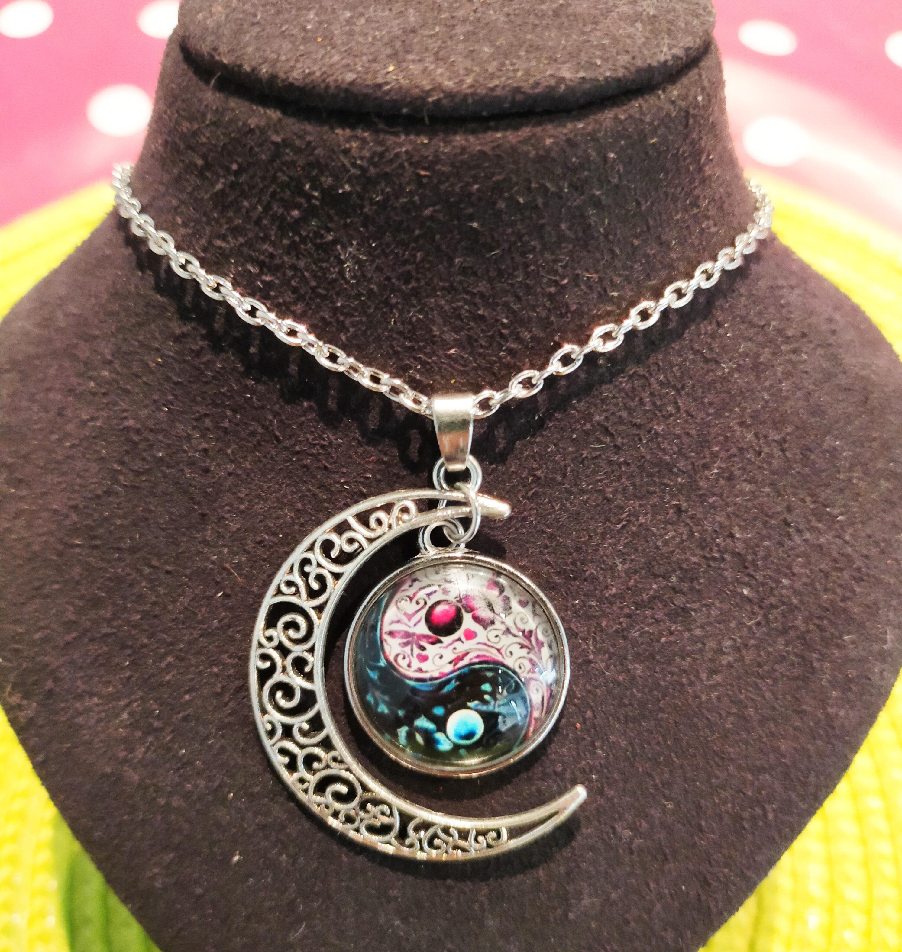 Lune ying yang
