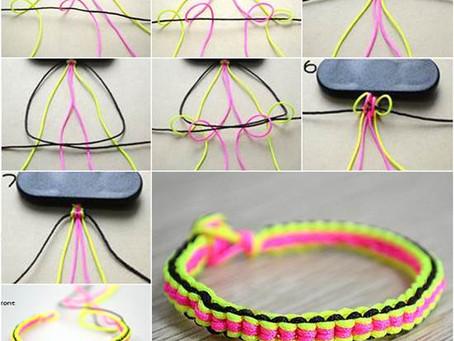 Comment faire des bracelets