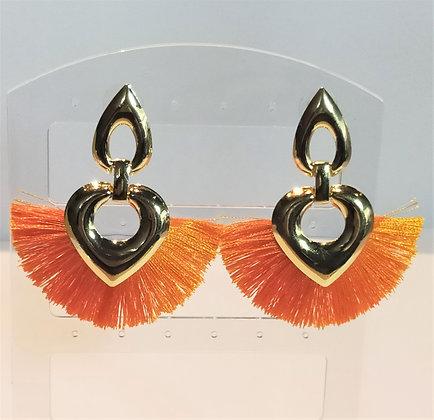 B.O. doré/orange