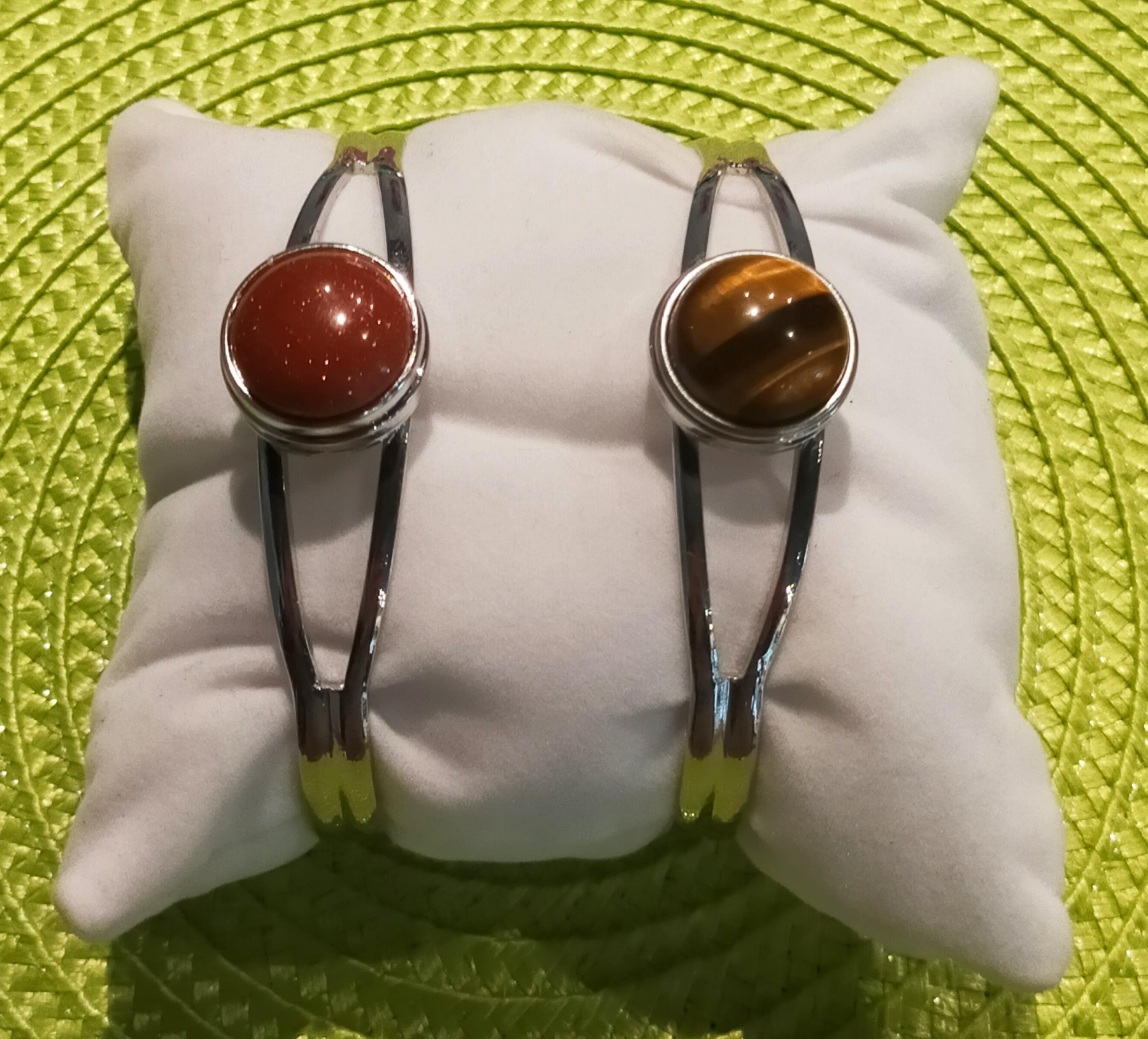 Bracelets bouton pression