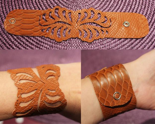 Bracelet serpent3