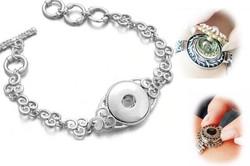 Bracelets bouton