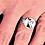 Thumbnail: Bague réglable chat