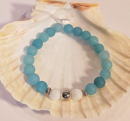 Jade bleu tropicale