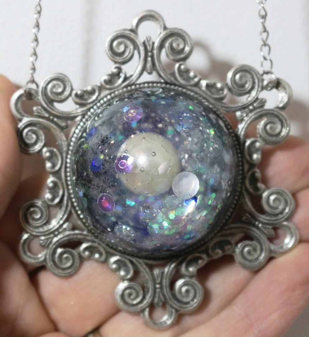 Demi-sphère galaxie