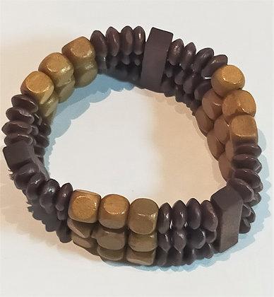 Bracelet bois 5