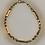 Thumbnail: Bracelet hématite doré