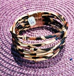 Bracelet léopart