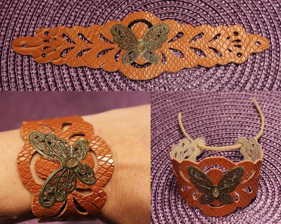 Bracelet serpent 5