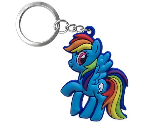 Porte-clés poney