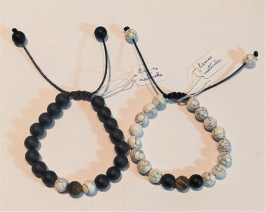 Bracelets couple 2