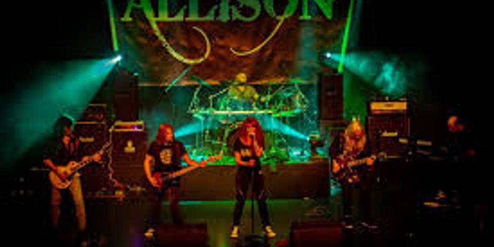 ALLISON   SWISS ROCK & METAL FESTIVAL