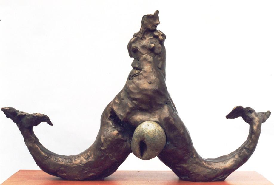 Sirène bifide / 1991