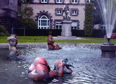 Des corps sortis de l'eau / 2002