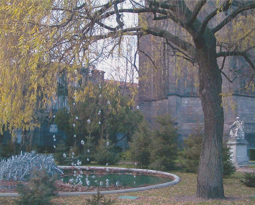 Jardin ondé / 2004