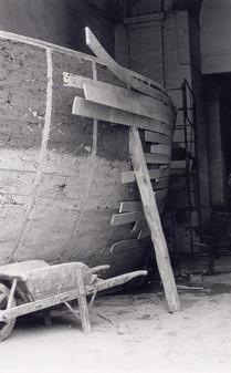 Bateau Passe-muraille / 1990