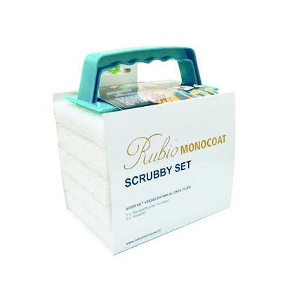 Rubio Monocoat Scrubby Set