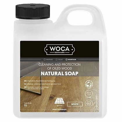 Woca Natural Soap Wit