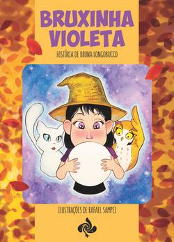 Bruxinha Violeta