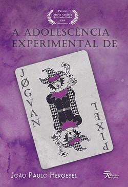 Capa - A adolescência experimental de Jo