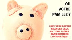 Assurance hypothécaire : Protéger le profit des banques ou le niveau de vie de votre famille ?