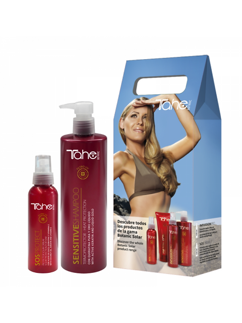 Tahe Sun pakket                   (shampoo + protect spray)