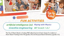 FREE After School Activities****Actividades extraescolares GRATIS