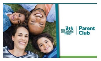 Free Webinars From The Children's Trust / Parent Club