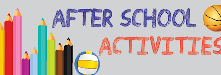 No After-School Enrichment Clubs        2/24 - 2/28