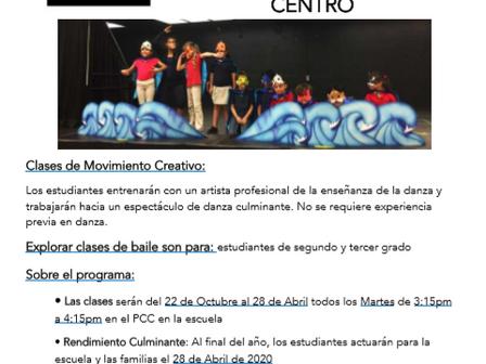Explore el Baile con el Miami City Ballet: excelente actividad extracurricular para estudiantes de s
