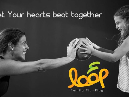 Parent / Child Exercise Sessions: The Loop