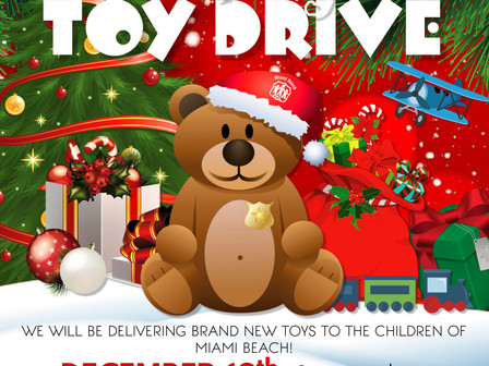 Sign Up For PAL Holiday TOY DRIVE****Inscríbanse Para La Entrega De Juguetes de PAL