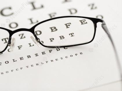 Sign Up For FREE Vision Screening + Glasses ***Regístrese para examen de la vista + anteojos gratis