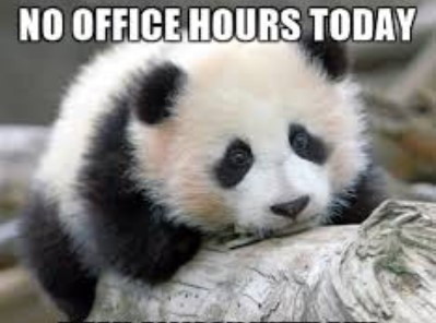 Teachers Do Not Have Office Hours  Thurs, Apr 2 / Fri Apr 3                            Los Maestros