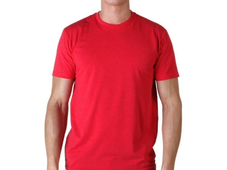 Please wear a red T-shirt on Monday, October 23rd, 2017 !