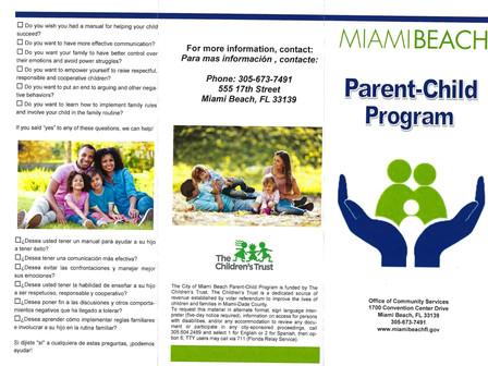 Nurturing Parent Classes                 Crianza con Cariño