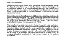 Important! Online Students + Exams***Estudiantes En Línea + Exámenes***Elèv Sou Entènèt + Egzamen