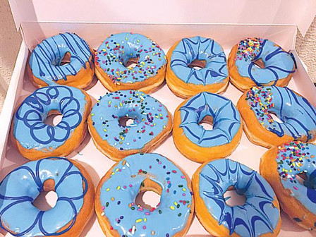 4.24.19 $1 Donut Sale   @ Children of World Park 11-1                  In aid of 'Autism Speaks&