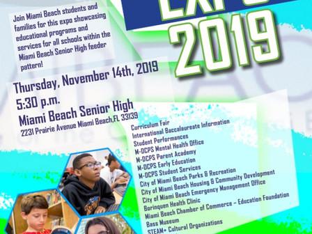 Miami Beach Student Expo 11/14/19