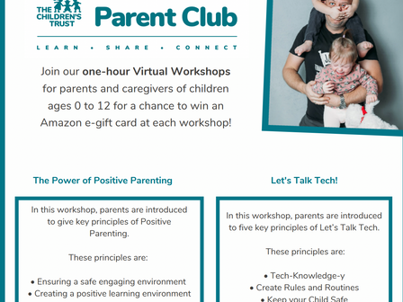 Parent Workshops / Talleres de Padres