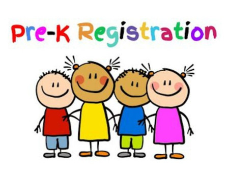 Sign Up Now For Voluntary Pre-K Lottery Feb 28                                                     R