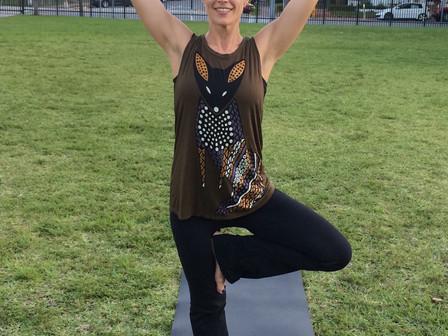 Yoga Is Back!