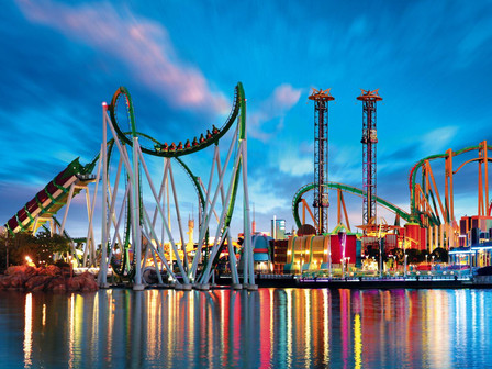 6th Grade: 2nd Payment for the End of the Year Orlando Trip is due by Monday, 22nd January, 2018.