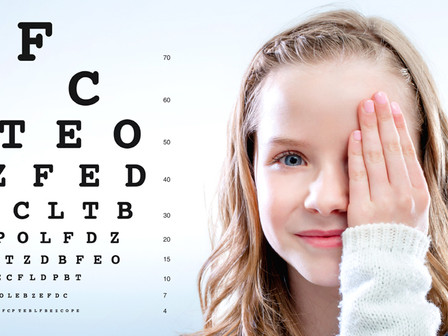 Do your kids need an eye exam? ¿Sus hijos necesitan un examen de la vista?