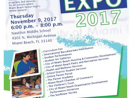 Miami Beach Student Expo, Nautilus Middle School