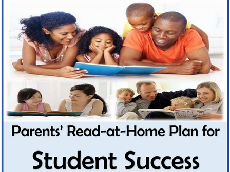 Parents' Read-at-Home Plan