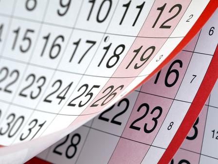 Online Parents' Calendar