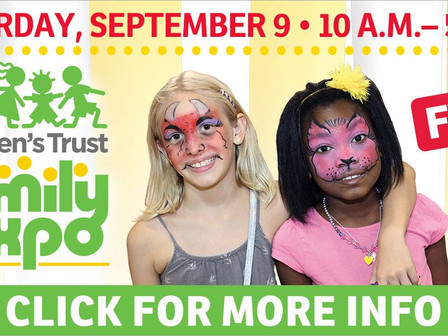 The Children's Trust Family Expo September 9th 10:AM-5:PM