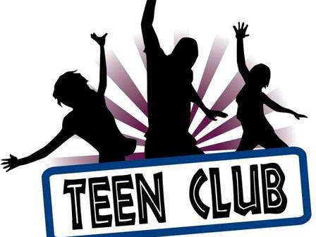 Teen Club Registration