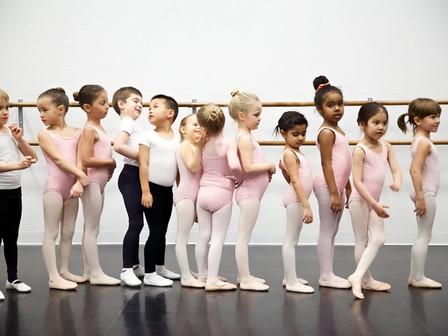 Ballet Auditions / Audiciones de Ballet